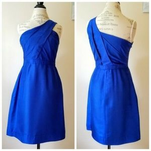 J. Crew silk Cassie Dress